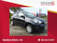 1.2 Petrol Micra with 129,000kms