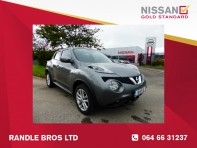 Petrol 1.2 Juke SV with an Interior Pack