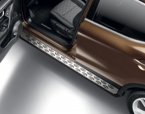 Aluminium Side Steps