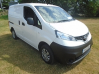 1.5 Dsl. Double Sliding Door Low Mileage.